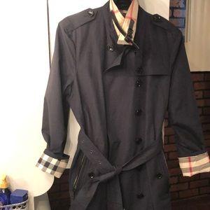 Classic Burberry Brit Women's Trench Coat